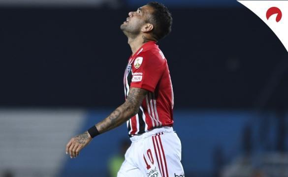 São Paulo joga com folga a Libertadores 2021.