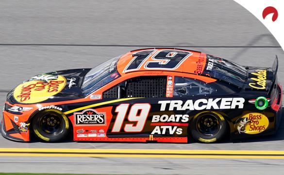 Martin Truex Jr. is the favorite in the Drydene 400 odds at Dover.