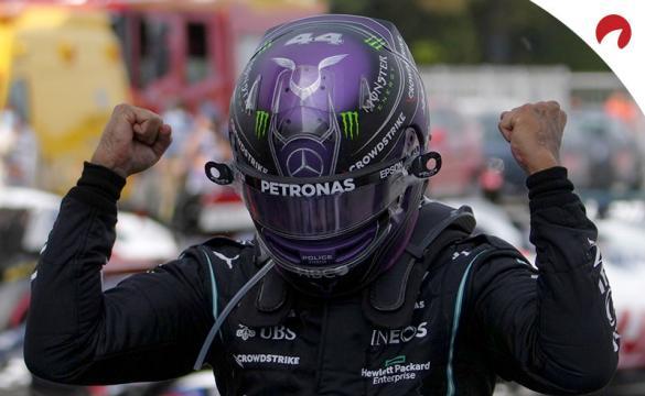 Lewis Hamilton is the betting favorite to win the Monaco Grand Prix.