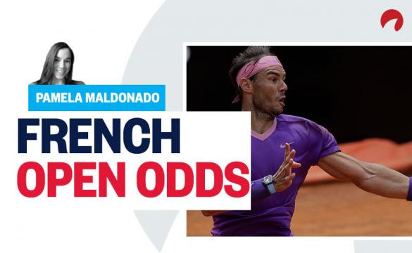 2021 French Open odds list Rafael Nadal and Iga Swiatek as betting favorites to win tennis championship at Roland Garros.