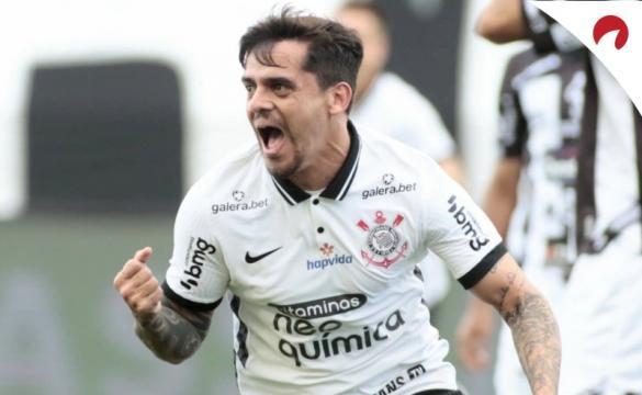 Corinthians enfrenta Palmeiras no Paulistão 2021.