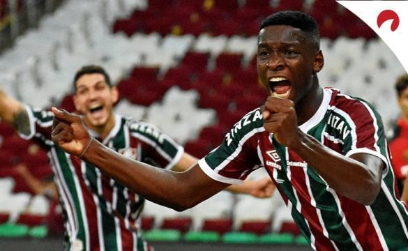 Fluminense favorito desta terça na Libertadores 2021.