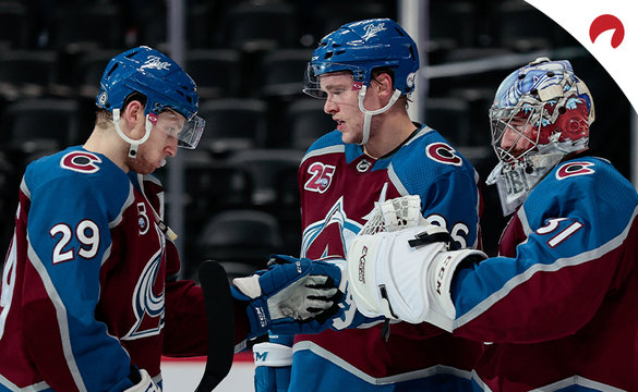 The Colorado Avalanche are favored for 2021 Stanley Cup odds.