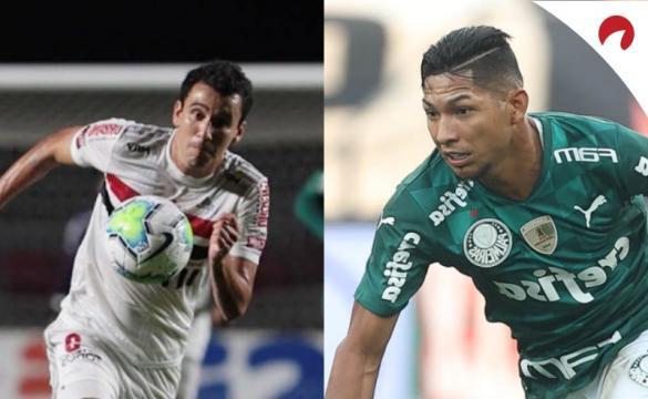 SPFC enfrenta Palmeiras na ida da final do Paulistão 2021
