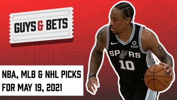 NBA MLB NHL Betting Odds Tips Picks Predictions Bets Wagers Sportsbetting