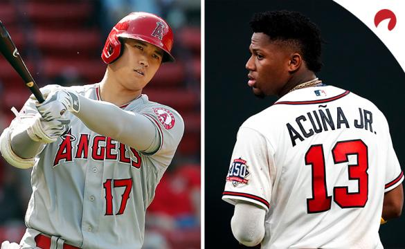 Shohei Ohtani and Ronald Acuna are favorites for MLB MVP odds.