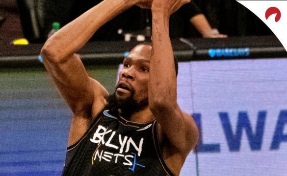 Brooklyn Nets cotado para a vitória.
