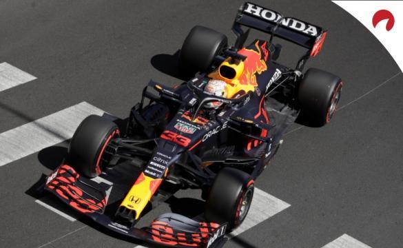 Verstappen é o favorito neste domingo.