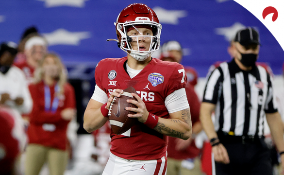 Oklahoma Sooners quarterback Spencer Rattler is the early favorite to be the first overall pick in the 2022 NFL Draft.