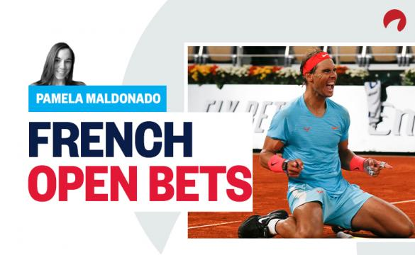 Rafael Nadal is favored again to win the 2021 French Open.