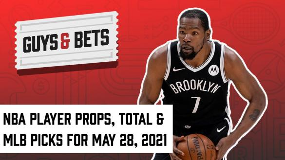 Odds Shark Guys & Bets NBA Playoffs MLB Betting Odds Tips Picks Predictions Kevin Durant