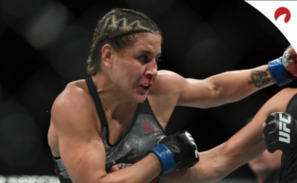 Jennifer Maia no UFC 263