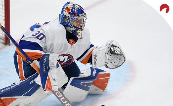 Ilya Sorokin's Islanders are favored in the New York vs Boston odds for Game 1