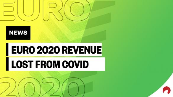 Due to the COVID-19 pandemic, the revenue lost by the postponement of Euro 2020 was massive for UEFA.