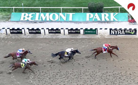 Essential Quality lidera la tabla de cuotas del Belmont Stakes 2021 en las casas de apuestas.