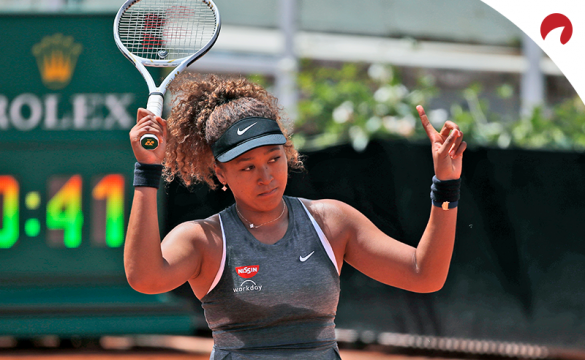 Japanese tennis star Naomi Osaka withdrew from the 2021 French Open citing mental health concerns.