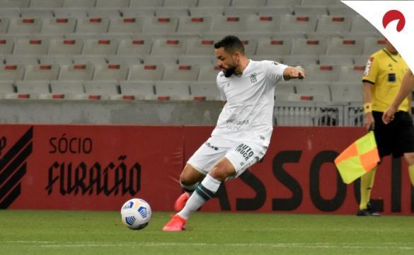 América-MG está parelho contra Corinthians no Brasileirão 2021.