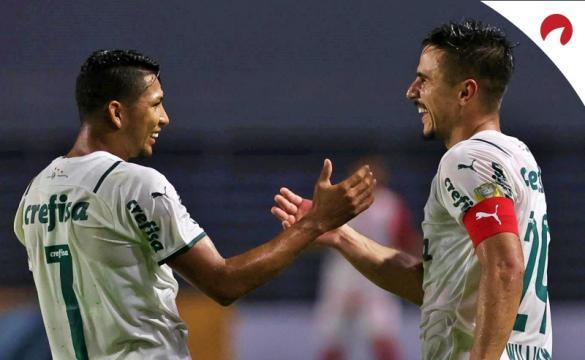 Palmeiras tem vitória quase certa na segunda rodada do Brasileirão 2021.