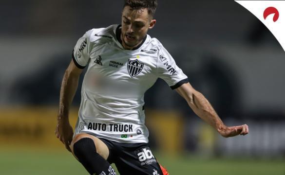 Atlético Mineiro na Copa do Brasil 2021.