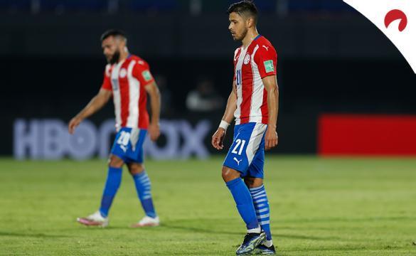 Óscar Romero se retira de un partido de Paraguay. Conoce los pronósticos del Paraguay vs Bolivia.