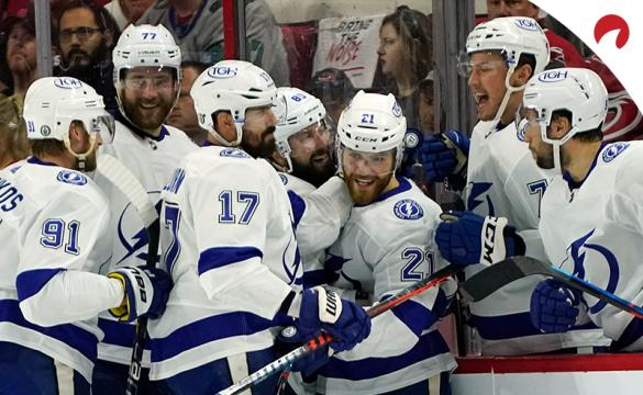 The Tampa Bay Lightning are favored for 2021 Stanley Cup odds.