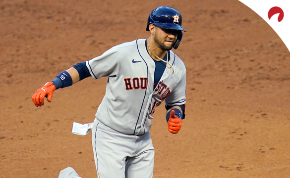Yuli Gurriel looks to lead the Astros to another win over the Twins on Saturday.