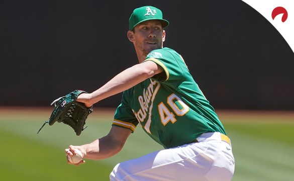 Chris Bassitt and the Oakland A's are favored to win the AL West.