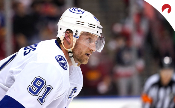 Steven Stamkos and the Tampa Bay Lightning look to rebound in Game 2 vs the New York Islanders