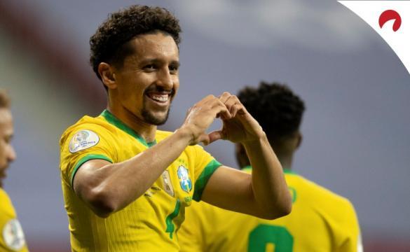 Brasil é favorito na Copa América 2021.