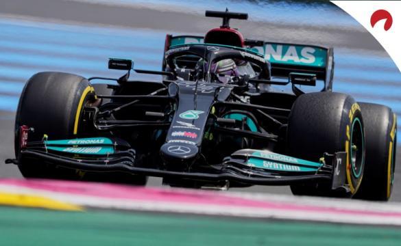 Hamilton é promessa para GP da França.