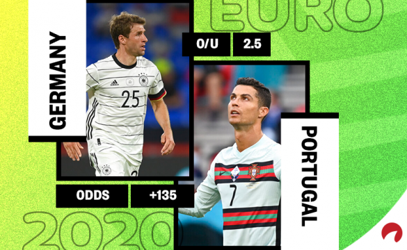 Germany face Portugal in Euro 2020 Group Stage action