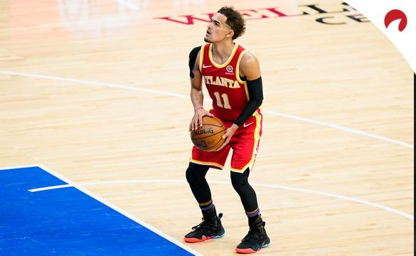 Trae Young's Hawks among some of this week's Las Vegas Expert Picks.