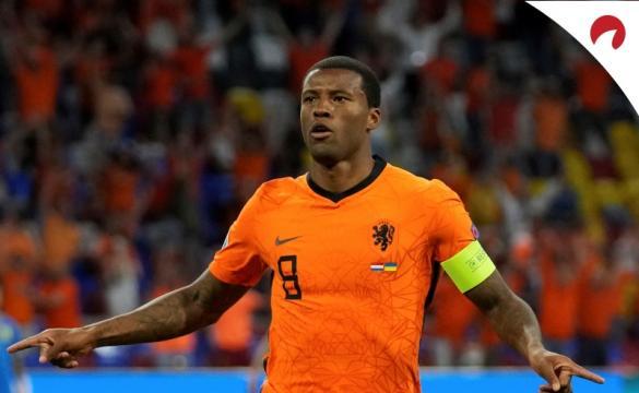 Holanda deve esmagar a Macedônia do Norte na Eurocopa 2021.