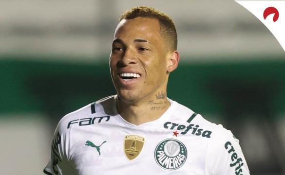 Palmeiras é favorito contra América-MG no Brasileirão 2021.