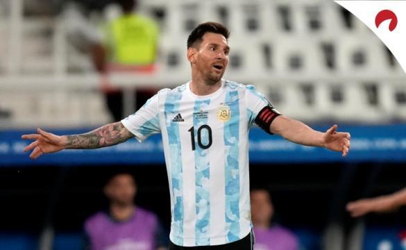 Argentina segue favorita na Copa América.