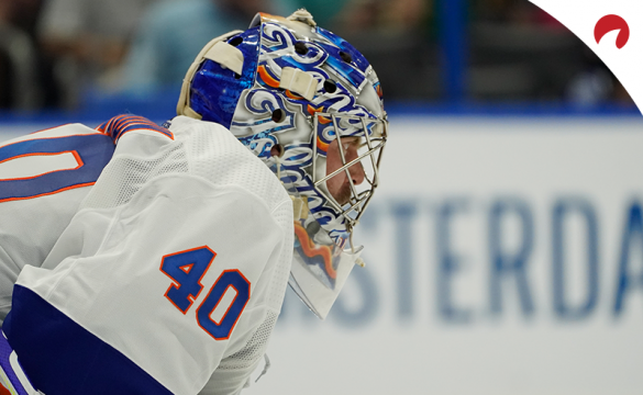 Semyon Varlamov and the New York Islanders hope to upset the Tampa Bay Lightning in Game 5 of their semifinal series.
