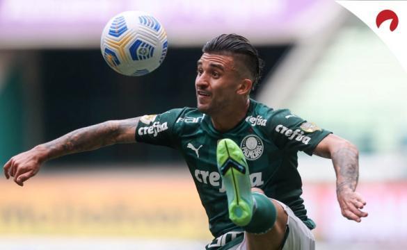 Palmeiras enfrenta jogo parelho no Brasileirão 2021.