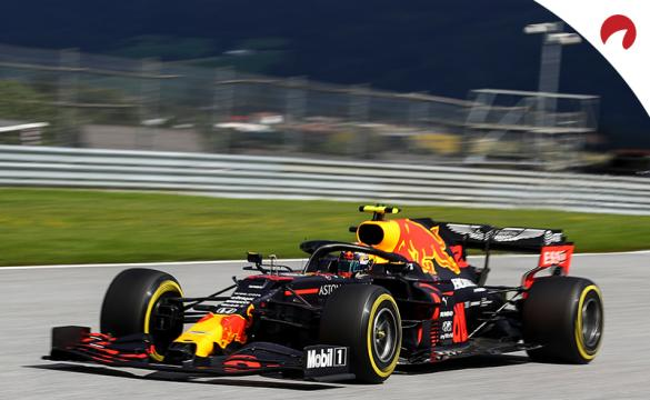 F1 Styrian Grand Prix odds favor Mercedes' Lewis Hamilton and Red Bull's Max Verstappen to win this year's race.