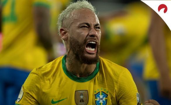 Brasil só cumpre tabela na Copa América