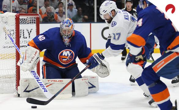 The Islanders and Lightning are at the top of this week's Las Vegas Expert Picks.