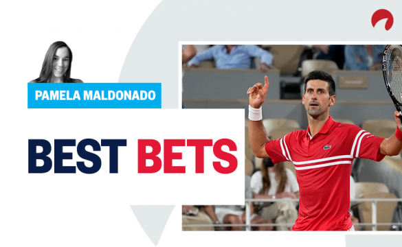 Novak Djokovic is the heavy favorite in 2021 Wimbledon odds.