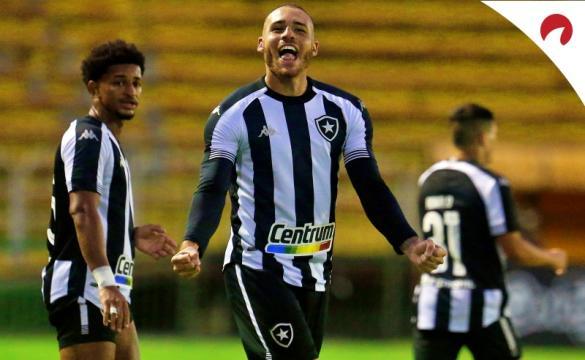 Botafogo tenta decolar na Série B.