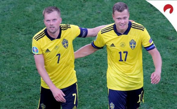 Suécia é favorita contra a Ucrânia na Eurocopa 2021.