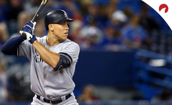 Aaron Judges's Yankees are favored in the Los Angeles vs New York odds for June 28.