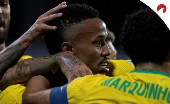 Brasil enfrenta Chile na Copa América 2021.
