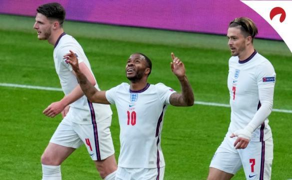 Inglaterra é favorita absoluta na Eurocopa 2021.