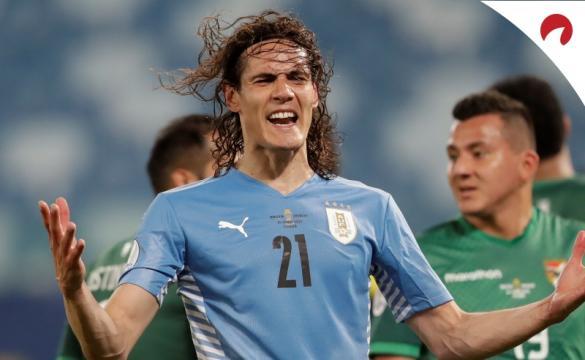 Uruguai enfrenta a Colômbia na Copa América.