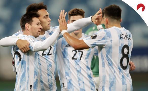 Argentina pega Equador na Copa América.