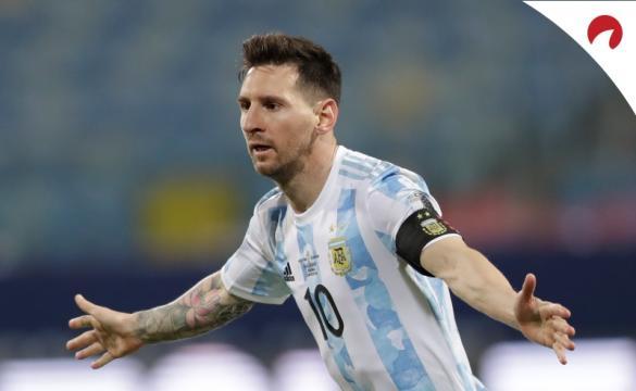 Argentinha continua favorita para a final da Copa América.