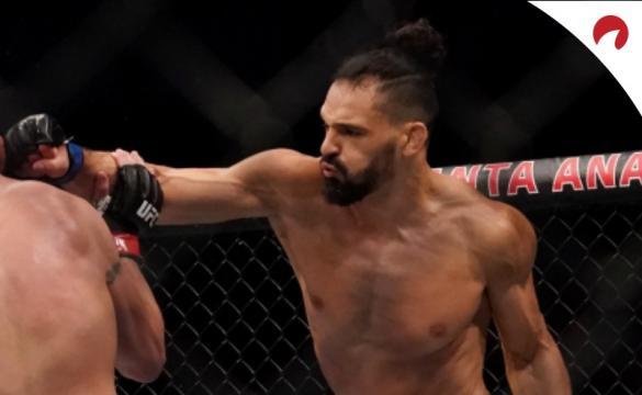 Michel Pereira enfrenta Niko Price no UFC 264.